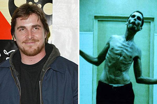 Christian Bale has once again