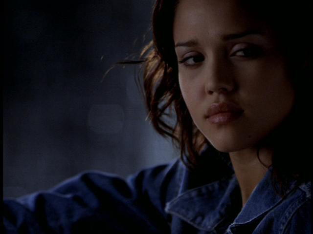 Jessica Alba as 'Max' in ark Angel