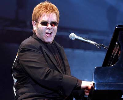 Elton John first had to battle his ego to overcome bulimia