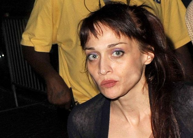 Fiona Apple arrested for possession of hash