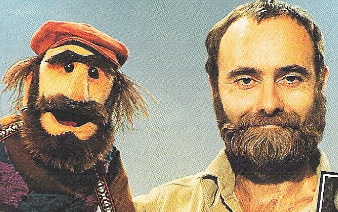 Jerry (Nelson) and Jerry on the Muppet Show