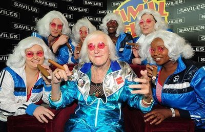 Jimmy Saville - paedo and necrophile