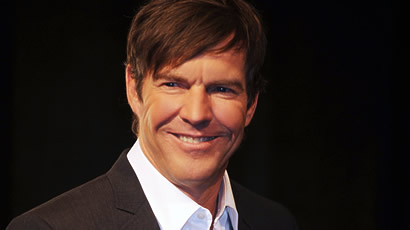 dennis quaid all smiles after getting over his cocaine addiction