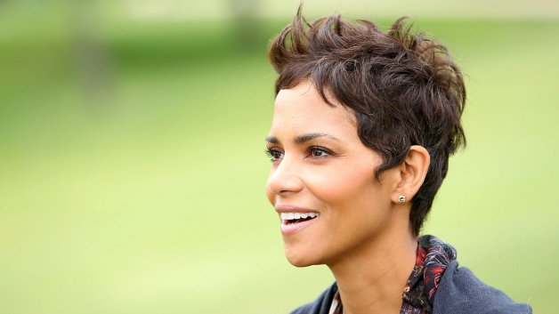 Halle Berry looking healthy