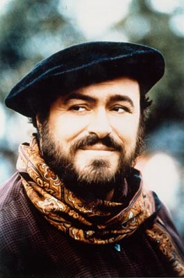 Luciano Pavarotti lost his fight with pancreatic cancer