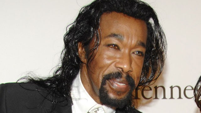 Nick ashford not long before his death