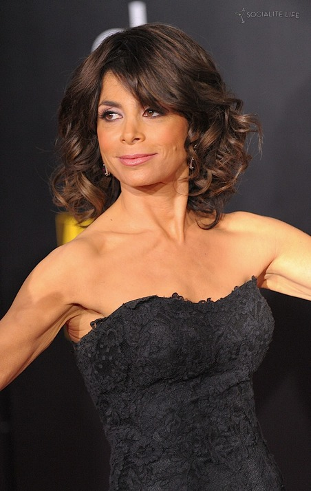 Paula Abdul had a torrid time with bulimia
