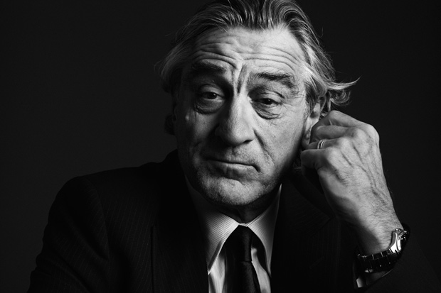 The unmistakeable Robert De Niro