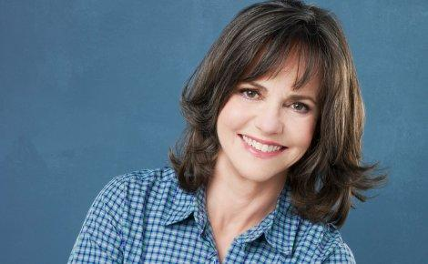 Sally Field is all smiles after overcoming bulimia