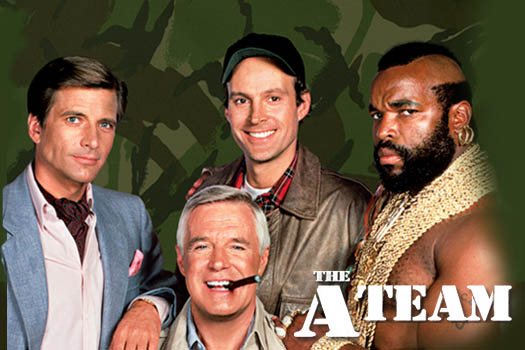 The A-Team was arguably Stephen J Cannell's defining moment