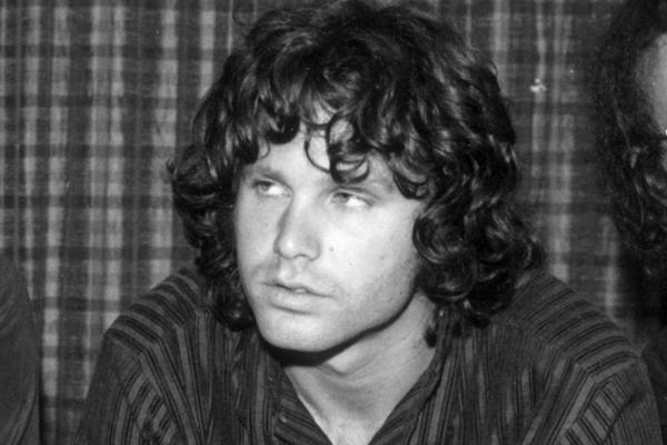 Jim MOrrison encapsulates an era