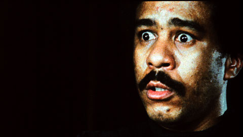 The famous Richard Pryor stare