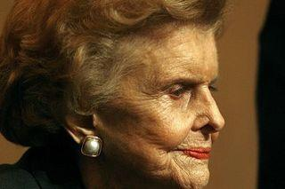betty ford  later days