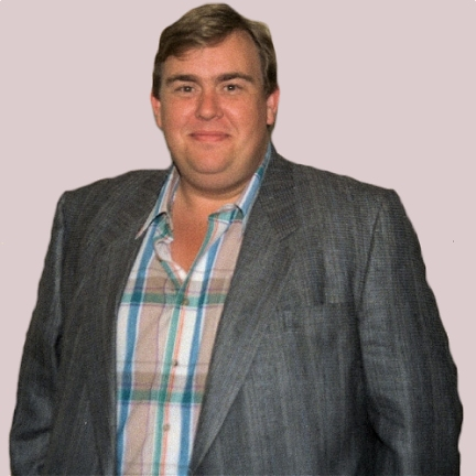 John Candy in his healthier days