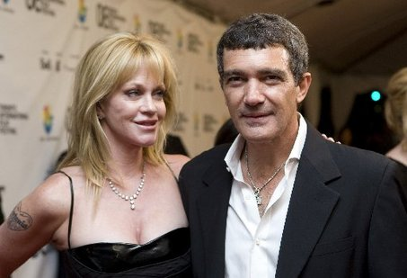 Antonio Banderas on Melanie Griffiths rehab - precautionary