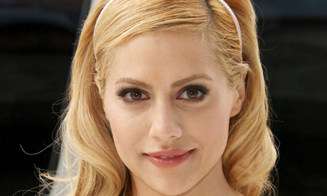 Brittany Murphy at her healthiest looking