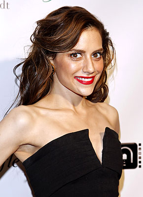 Brittany Murphy looking painfully thin. Eating disorders, drug overuse and diabetes contributed to her death.