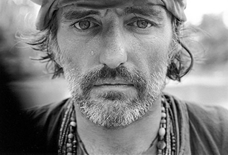 Dennis Hopper in cult flick 'Easy Rider'