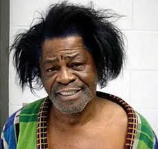 James Brown caught in a crazed moment - angel dust and other vices almost cost him his career and life