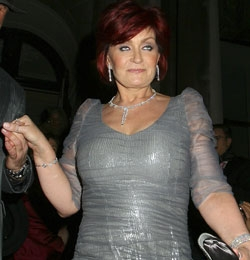 Sharon Osboure at her biggest